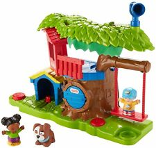 Fisher-Price Little People Swing & Share Treehouse Playset