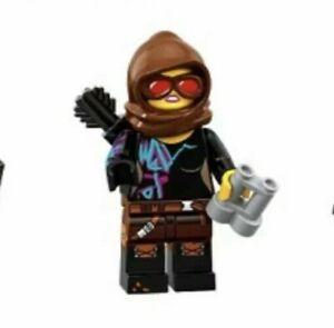 Lego Minifigures Lego Movie 2 Apocalypseburg Lucy #2