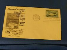 Scott #1009 3 Cent Stamp Commemorating The Grand Coulee Dam First Day Issue