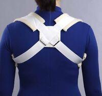 Truform Figure 8 Design Clavicle Strap for bad posture 2453 straighten back