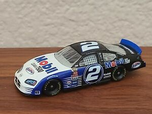 2005 #2 Rusty Wallace Mobil 1 Clean 7500 Miller Lite 1/64 NASCAR Diecast Loose