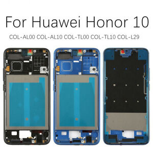For Huawei Honor 10 Front Frame Middle Frame BezelHousingWith Power Side Buttons