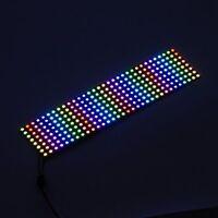 Ws2812b Digital Flexible Led Panel 0.24ft*0.96ft Pixel 256 Pixels Individually A