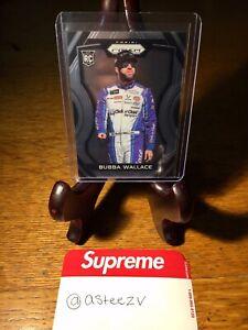 Bubba Wallace 2018 Panini Prizm Racing NASCAR Cup Rookie Card #11
