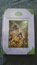 Disney Fairies: Vidia and the Fairy Crown by Funtastic (Hardcover, 2005)