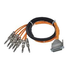 DIGIDESIGN / DB25-TRS DigiSnake4 4ft Audio Cable Cord Plug
