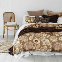 Bambury Araluen Reversible Quilt Cover Set