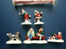 Department 56 North Pole Series- Christmas Fun Run #56434 New Retired