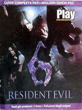 ALLEGATO GUIDA GIOCHI PS3 PLAY GENERATION RESIDENT EVIL