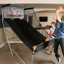 Lifetime Basketball Double Shot Arcade System, 90l in.