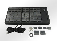 66 Keys Programmable Keyboard + MSR for PC cashier cash register machine trade