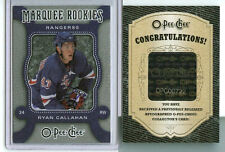 RYAN CALLAHAN 07-08 OPC Marquee Rookie BUYBACK AUTO SP w UD/COA NY RANGERS RARE