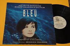 JULIETTE BINOCHE KIESLOWSKI LP FILM BLU COL SONORA ORIG EX !