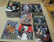 Huge POISON ELVES Comic Run 1-72 plus Complete runs / total of 76 issues !! *