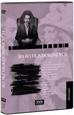 Bajki dla doroslych - cz. 5 (DVD) Jan Kobuszewski POLSKI POLISH