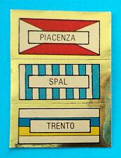 CALCIO FLASH '83 Lampo Figurina-Sticker-SCUDETTO - PIACENZA-SPAL-TRENTO-New