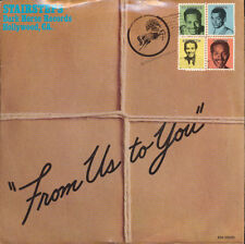 Stairsteps From Us To You / Time USA 45 With Picture Sleeve