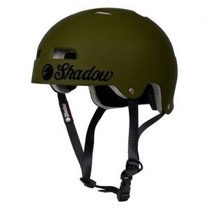 The Shadow Conspiracy Classic Helmet LG/XL 22` to 24` ( 56 to 61 cm) Army Green