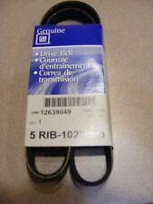 12639049 New Gm OEM Belt