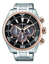 CITIZEN CA4336-85E Eco-Drive Mens Solar Watch WR100m Chronograph RRP $550.00