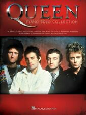 Queen Piano Solo Collection Sheet Music Piano Solo Book NEW 000289784