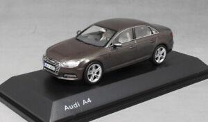 Audi A4 Argus Brown Spark 1/43rd Scale