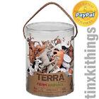 Kid Farm Animal Figure Set 60pc Children Play Toy BPA Free Plastic Bucket Barn