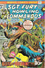 Sgt. Fury and His Howling Commandos Comic Book #117 Marvel 1974 FINE+