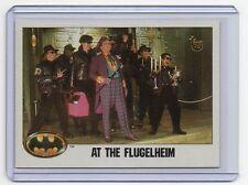 2013 Topps 75th Anniversary Buyback 1989 Batman #67 Flugelheim Gold Foil Stamped