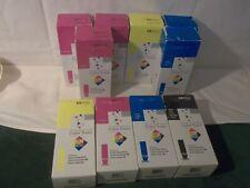 10 Hewlett-Packard Color Laser Jet Printer Color Toner~Magenta,Yellow,Black,Cyan