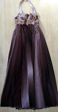 EMA SAVAHL COUTURE DRESS SIZE M WORN ONCE