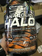 MuscleTech Anabolic Halo Protein 2.5lbs EXP:02-2019 NEW FAST SHIPPING EVER
