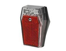 LED Fahrrad Batterie Rücklicht für Schutzblech-Montage Lichtleiste mit STVO