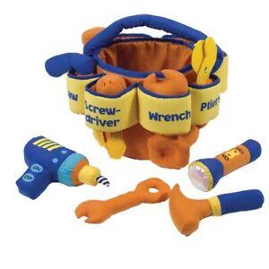 Kaplan Early Learning Toddler's Soft Tool Set