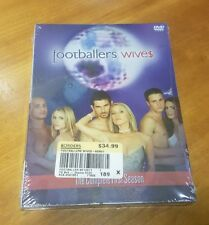 Footballers Wives: The Complete First Season (DVD, 2-Disc) 1 tv show series NEW