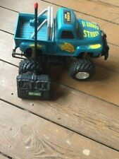 Radio Shack Street Comber Ford F Truck R/C.With Remote. Vintage 90'S