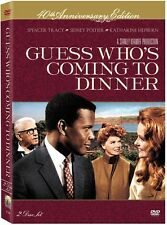 Guess Who's Coming to Dinner [40t (2008, DVD NIEUW) WS/40th Anniv. ED.2 DISC SET