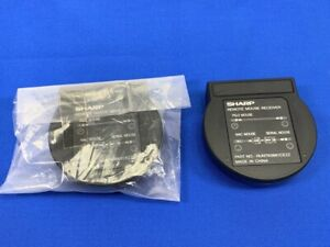Lot of 2 Sharp Remote Mouse Receiver PS/2 MAC RUNTK0661CEZZ - 1 NEW & 1 USED
