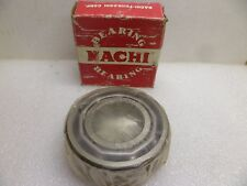NACHI 2-055-021-375 ROLLER BEARING DEEP GROOVE FACTORY SEALED  NOS