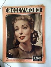 Cinema Hollywood 1948  n° 155 Loretta Young  23/6