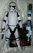 Star Wars First Order STORMTROOPER Figure Cannon Combine The Force Awakens