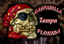 "Tampa Florida Gasparilla Fridge Magnet 3.25""x2.25"" Collectibles (PMD10017)"