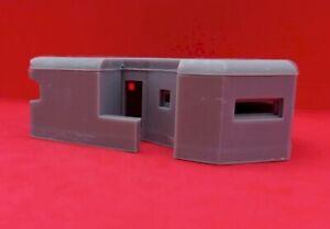 EXCEPTIONNEL ! BUNKER REALISTE adapté aux jeux décor diorama 1/72 1/56 20mm 28mm