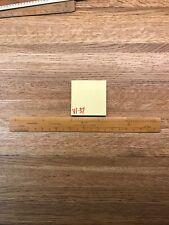 Morison Bros. Ltd. - London 12� Vintage Drafting Ruler - Excellent Condition