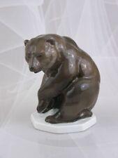"""Rosenthal """"Braunbär"""" Bear Schliepstein Figure Figurine Porzellanfigur 1 Wahl."""