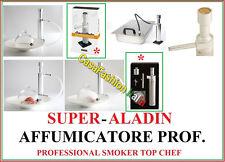 PISTOLA AFFUMICATORE PROFESSIONALE SUPER ALADIN INOX 10/0003 951600 SMOKERS PROF