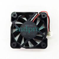 for NMB DC BRUSHLESS Fan 50 x 50 x 15mm 2006ML-04W-S29 5015 12V 0.08A 3-pin 1pcs