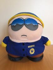South Park Cartman Police Officer Soft Plush Toy 1998 Limited Edition