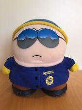 South Park Cartman policier Soft Plush Toy 1998 édition limitée