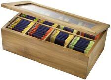 Westmark Boîte À Thé avec 8 compartiments de Rangement pour 280 x 160 90 mm